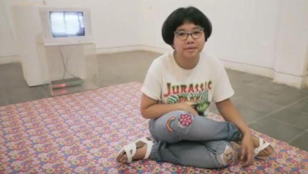 Natasha Gabriella Tontey Bicara soal Makan Mayit yang Kontroversial