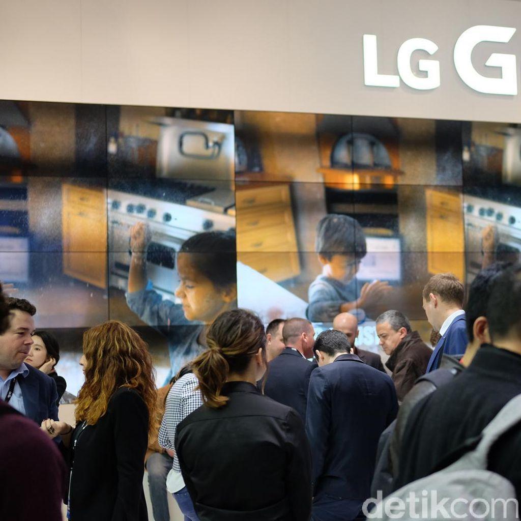 Kalah Saing dengan Pocin, LG Mundur dari China?
