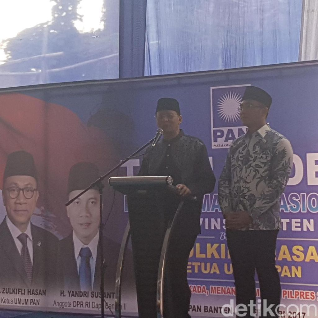 Rano-Embay ke MK, Wahidin: Memang Tidak Gampang Terima Kekalahan