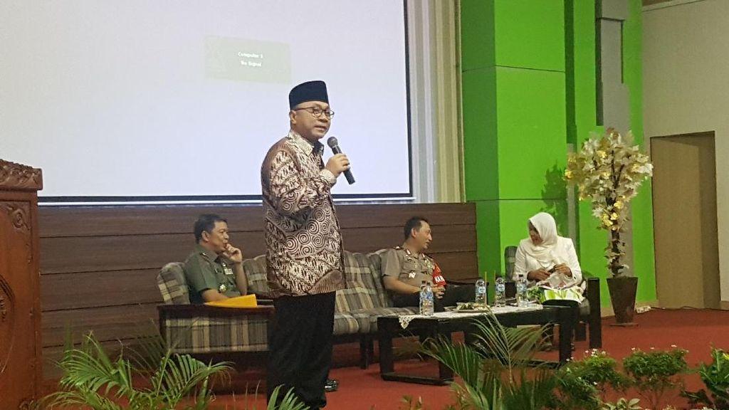 Ketua MPR Bicara Pancasila yang Harus Menyejahterakan
