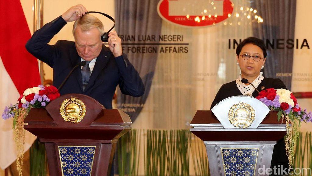 Indonesia dan Prancis Pererat Hubungan Bilateral