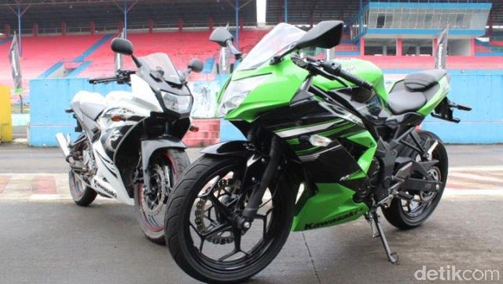 Kawasaki: Ninja RR Mono Belum Mampu Gantikan Peran Ninja 2 Tak
