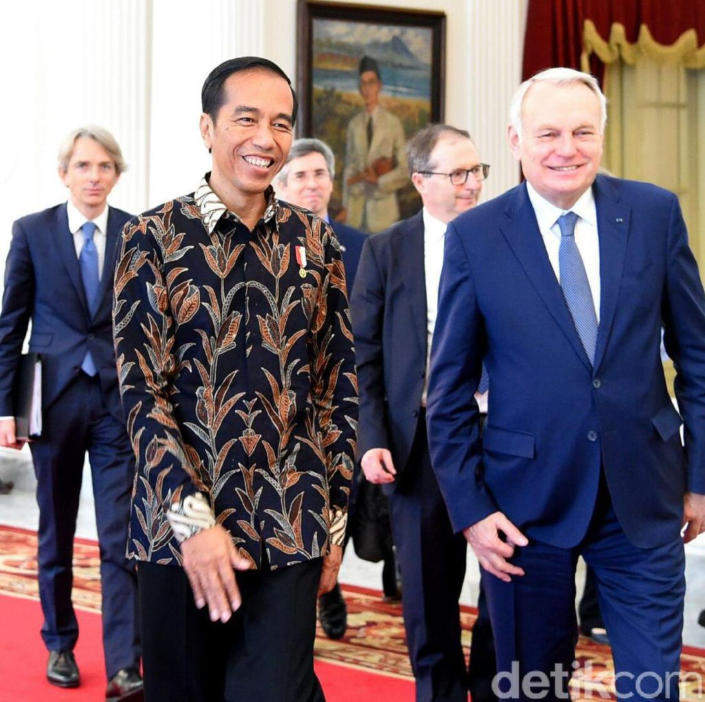 Presiden Prancis Akan Kunjungi Indonesia Akhir Maret