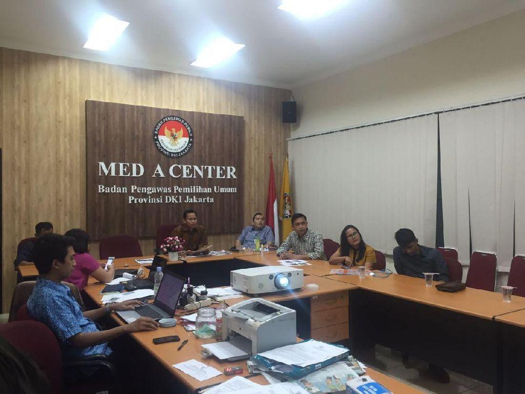 Tim Ahok Adukan Anies ke Bawaslu DKI Soal Kunjungan ke Rawa Bebek