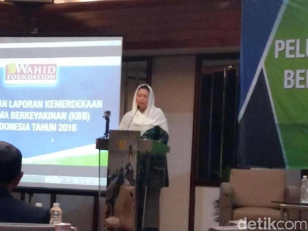 Wahid Foundation: Toleransi di Indonesia Terus Meningkat