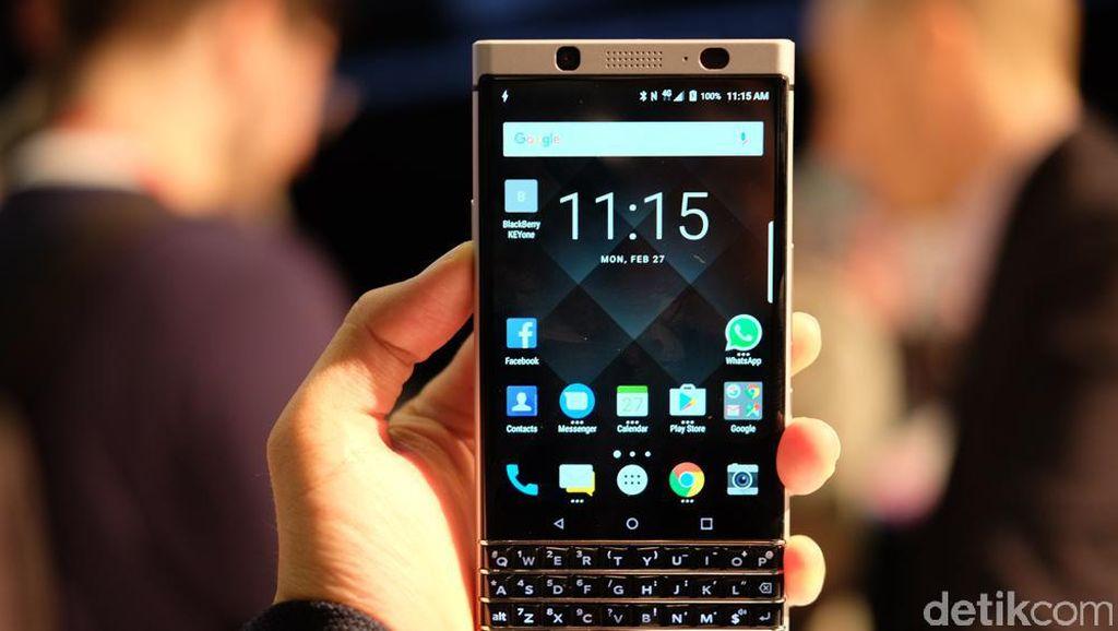 KEYone Laris Manis, BlackBerry: Luar Biasa!