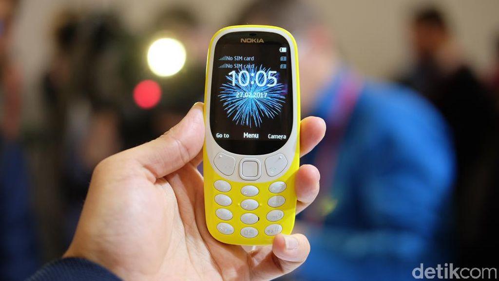 Duit e-KTP Bisa Buat Borong 7 Juta Unit Nokia 3310