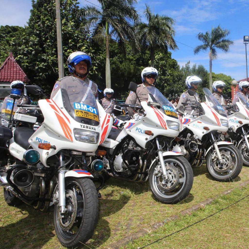 Kawal Raja Salman, Polres Bogor Siapkan Patroli Ranger di Tol