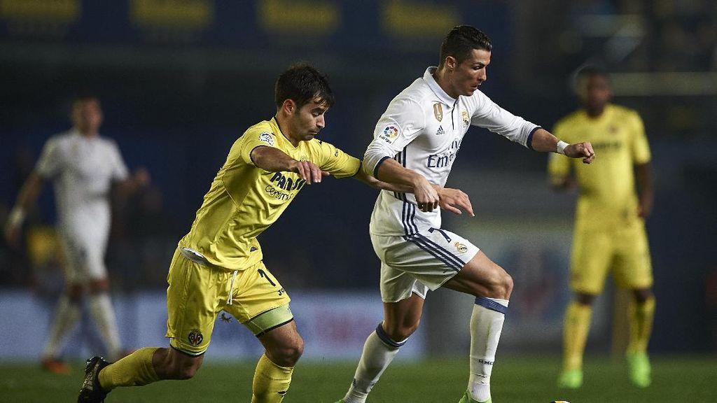Villarreal Protes: Usai Pimpin Laga, Wasit Pulang Bawa Tas Berlogo Real Madrid