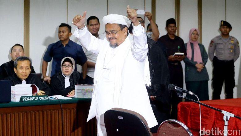 Habib Rizieq: Ahok Nodai Alquran, Nodai Agama Islam