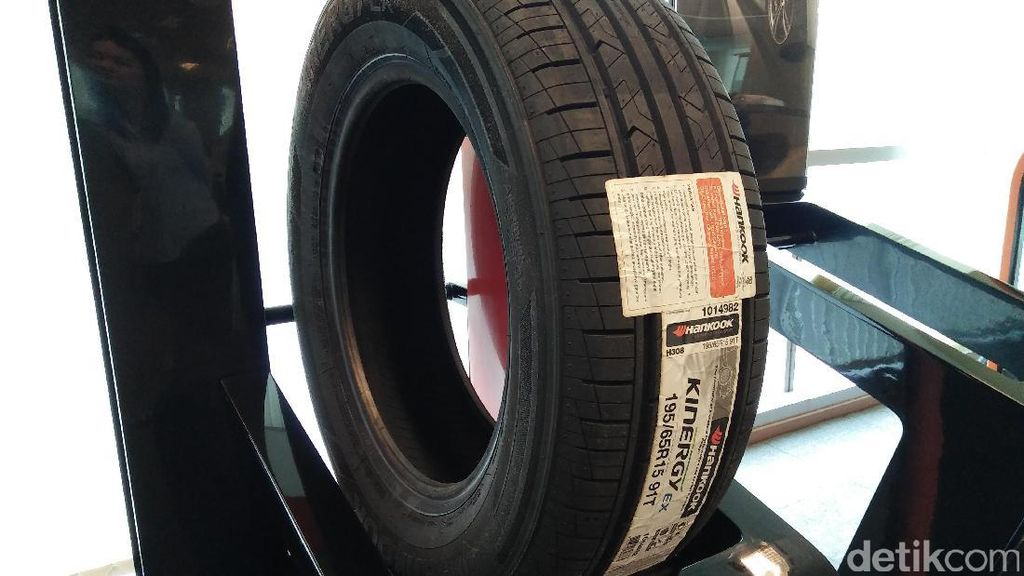 Hankook Incar Pasar Ban OEM Selain Daihatsu dan Toyota