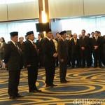 Susi Lantik 4 Pejabat Eselon I KKP