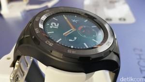 Huawei Watch 2 Ramaikan Pasar Jam Pintar Android