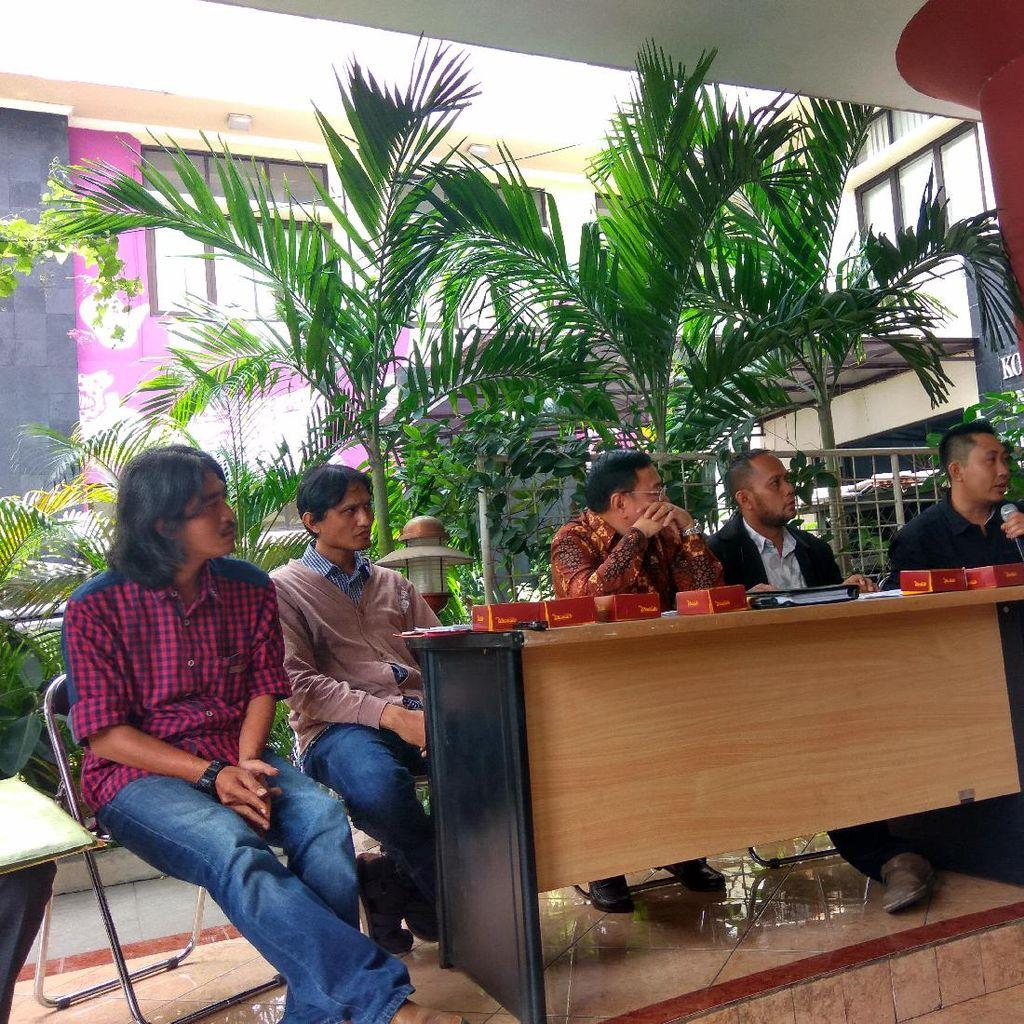 Lahan Dicaplok, Petani Tulang Bawang Lampung Mengadu ke Komnas HAM