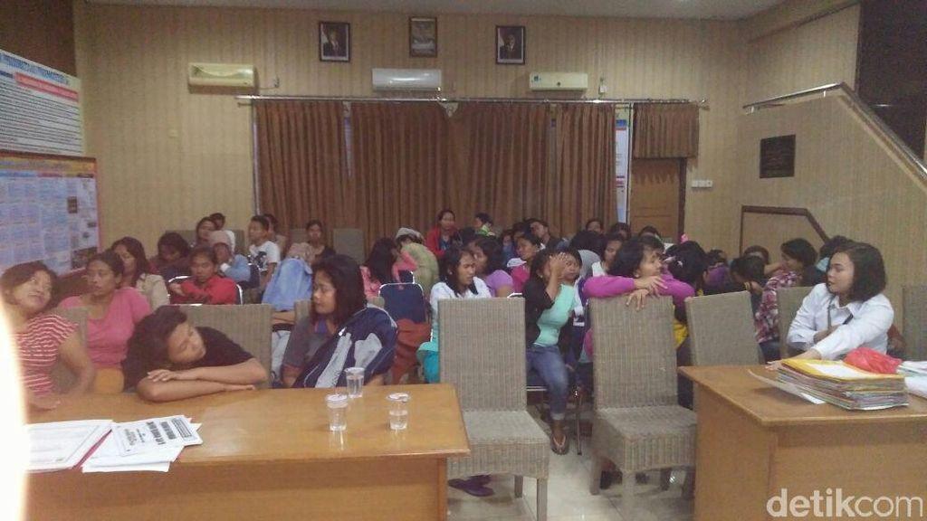 Tim Saber Pungli Bongkar Praktik Penampungan TKI Ilegal di Cirebon