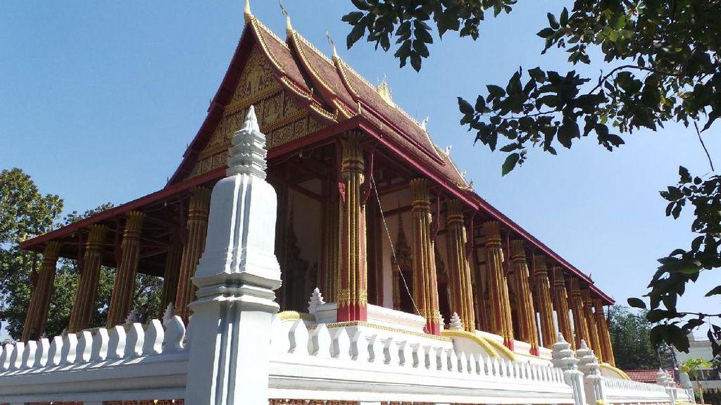 Dari Vihara Menjadi Museum, Rumah Buddha di Vientiane