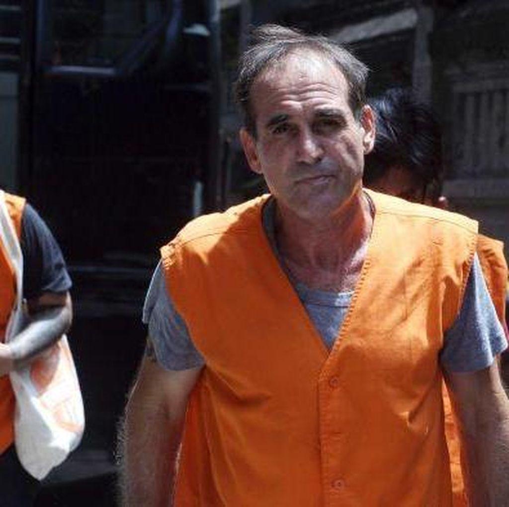 Terdakwa Narkoba Asal Australia Minta Maaf Saat Persidangan di Bali
