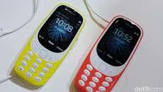 Suara Nyinyir di Tengah Kembalinya Nokia 3310