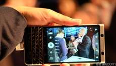 BlackBerry KEYone: Begitu Berbobot!