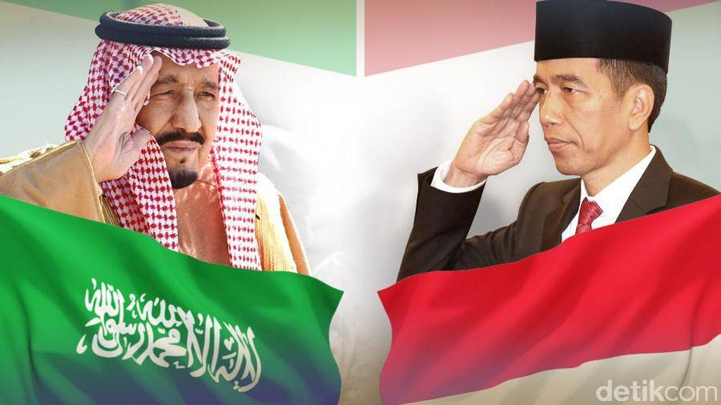 Kemlu: Delegasi Resmi yang Dibawa Raja Salman Hanya 112 Orang