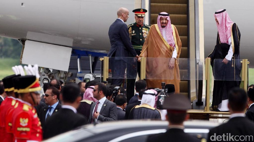 Napak Tilas Liburan Raja Salman di Bali Untuk Turis Timur Tengah