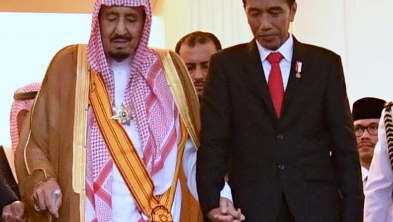 RI dan Malaysia Sama-sama Dapat Rp 93 Triliun dari Raja Salman