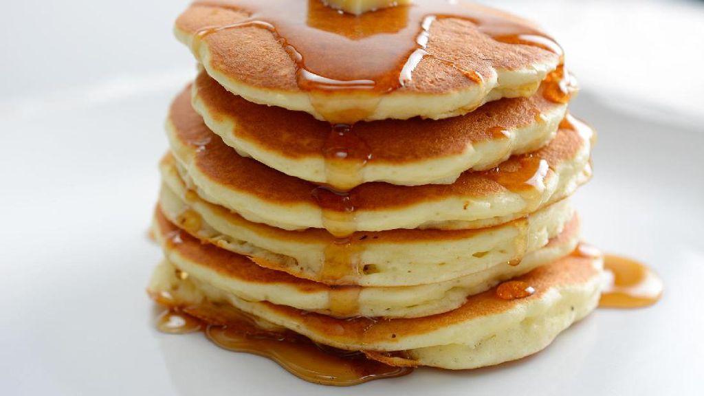 Ini Rekor Dunia Pancake yang Pernah Dipecahkan di Perayaan Pancake Day