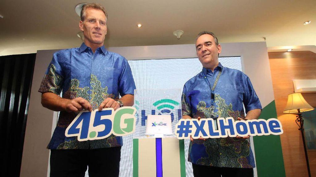 XL Home, Koneksi Internet Praktis untuk Keluarga