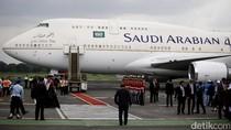 Slot Penerbangan ke Saudi Ditambah, Menhub Hitung Peluang Bisnis