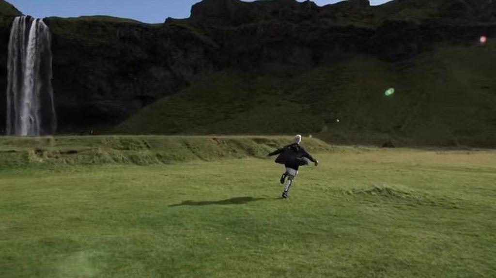 Yuk Intip Air Terjun Cantik di Video Klip Justin Bieber
