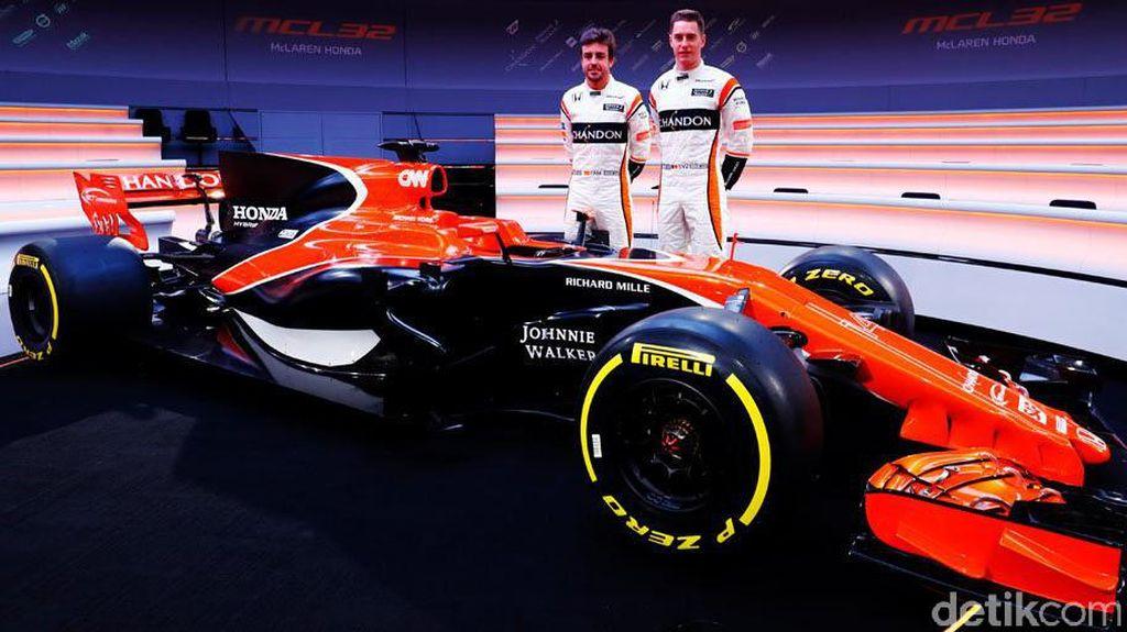 Honda Boyong Mobil Formula 1