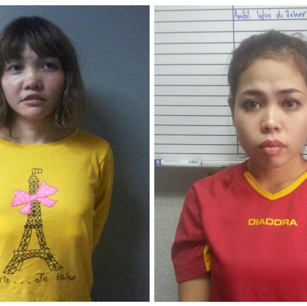 Pembunuhan Kakak Tiri Kim Jong-Un, Siti Aisyah Kembali Disidang