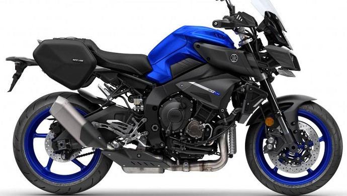 Yamaha MT-10 Tourer Edition Makin Bengis