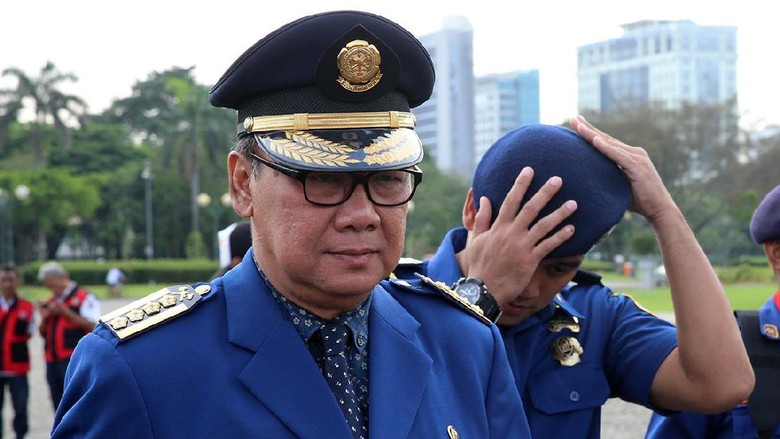 Mendagri Cek Izin Wawali Palu Pasha Ungu Nyanyi di Singapura