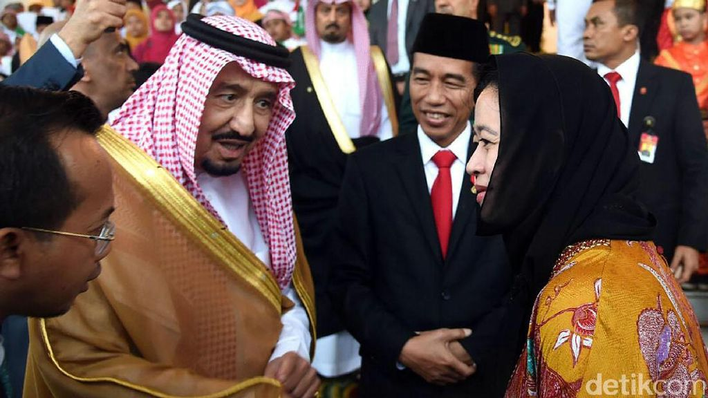 Saudi Fund Kucurkan Rp 13 Triliun ke Indonesia