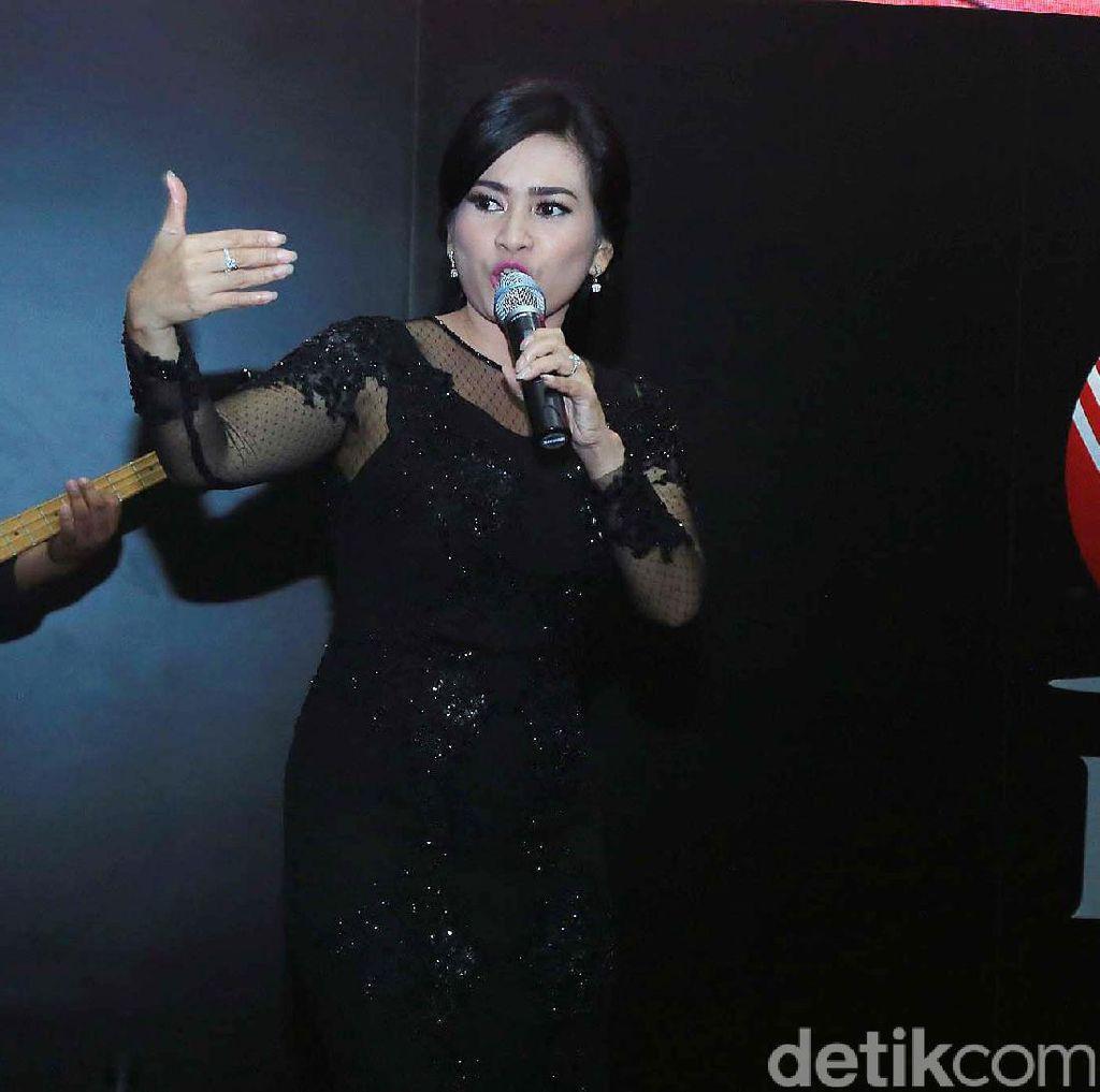 Ikke Nurjanah Bakal Goyang Panggung Countdown Asian Games 2018