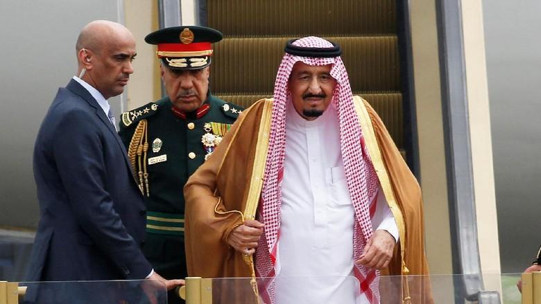 Misi di Balik Tur Raja Salman ke Asia
