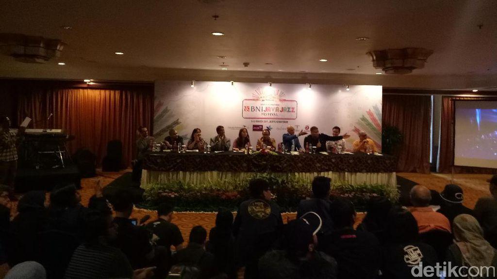 Hore! Tak Ada Special Show di Java Jazz Festival Tahun Ini