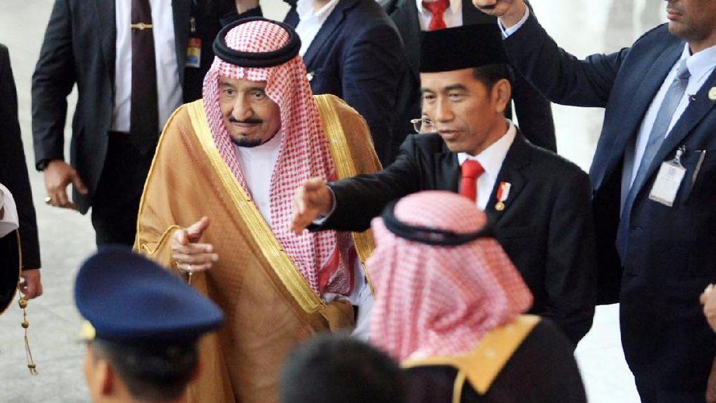Kring Kring... Halooo, Raja Salman?