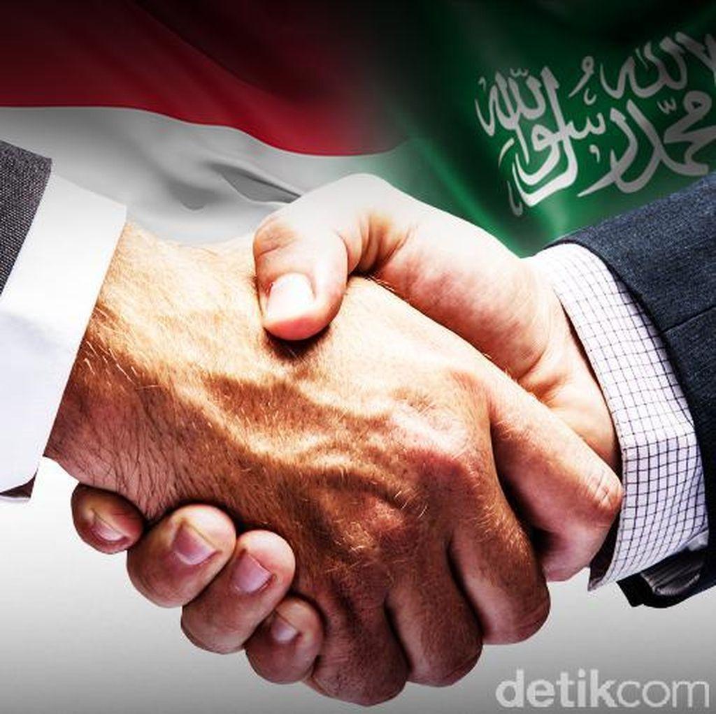 10 MoU Indonesia - Arab Saudi