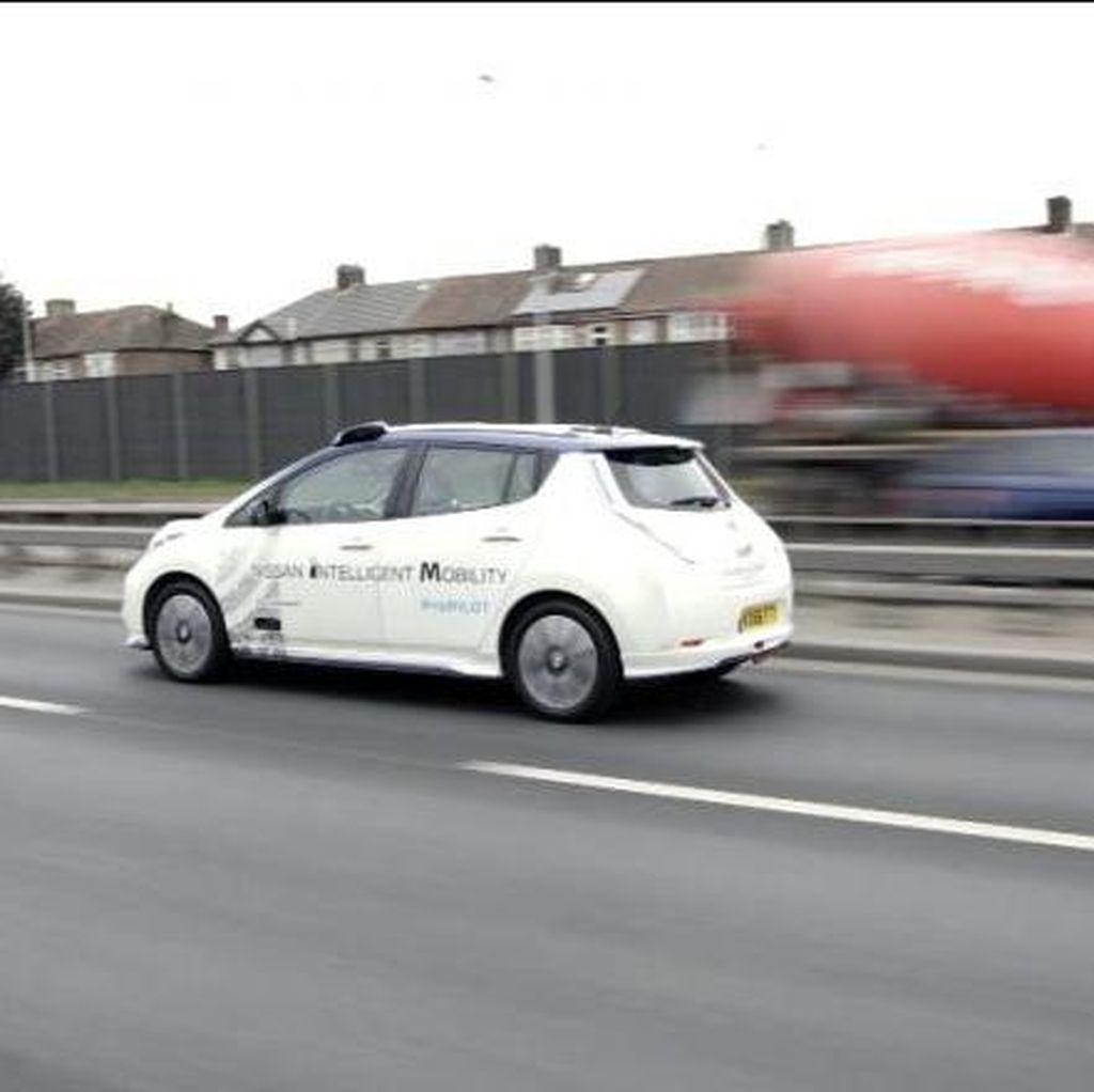 Amazon Ikutan Bikin Mobil Otonom
