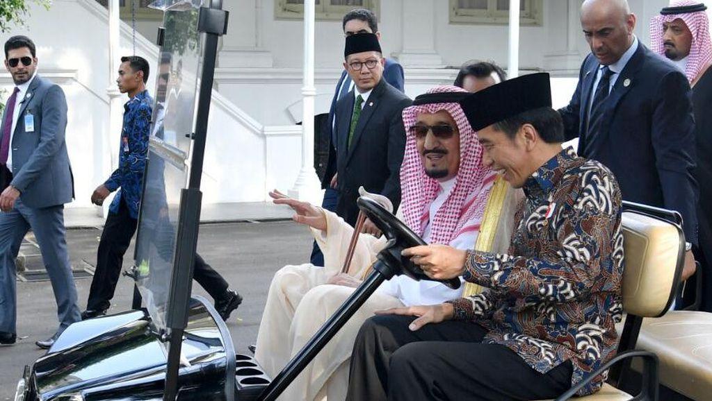 Menerawang Alasan Raja Salman Pilih Hotel di Nusa Dua Bali