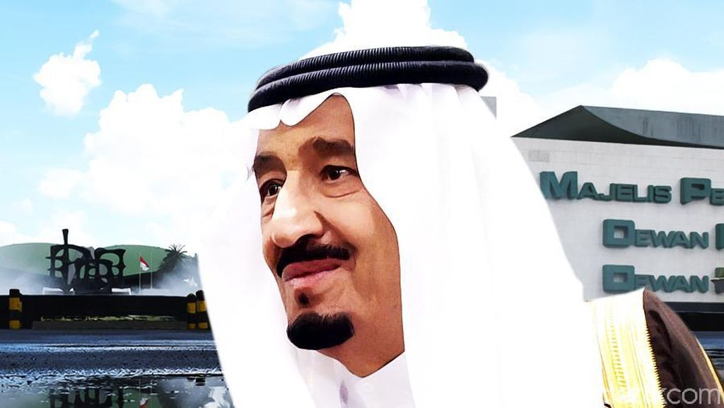 Dari Potensi Investasi Arab Saudi Rp 332 T, RI Hanya Dapat Rp 94 T