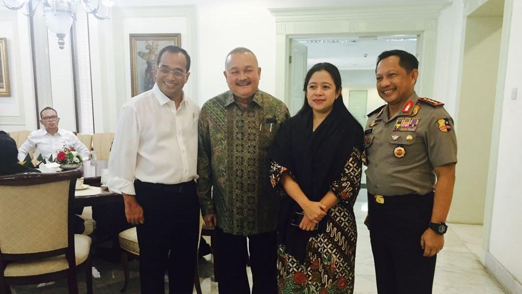 Alex Noerdin Laporkan Persiapan Asian Games ke Jokowi: Semua Siap