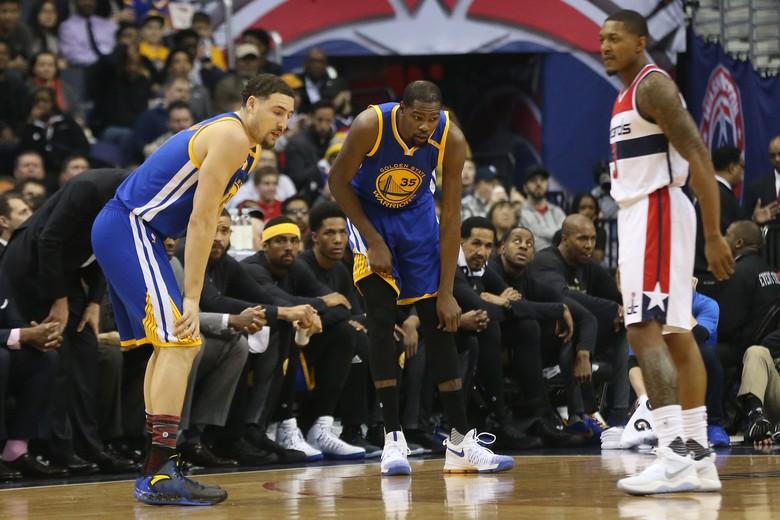 Kevin Durant Cedera Lutut, Akan Absen Tanpa Batas Waktu