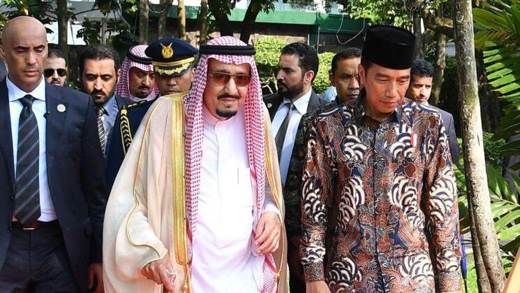 Pemerintah Jadikan Kunjungan Raja Salman Momentum Promosi Wisata