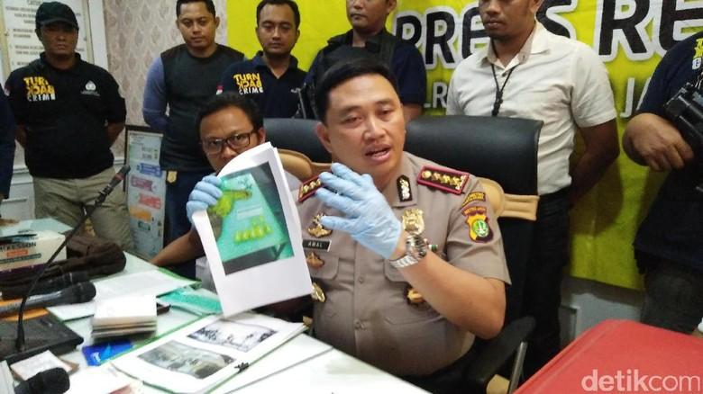 Mayat yang Ditemukan di Kolong Tol Kapuk Diduga Kurir Narkoba