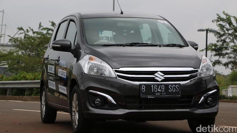 30% Ertiga Diesel Dibeli oleh Pengguna Ertiga Bensin