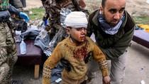 Lagi, Anak-anak Jadi Korban Perang ISIS