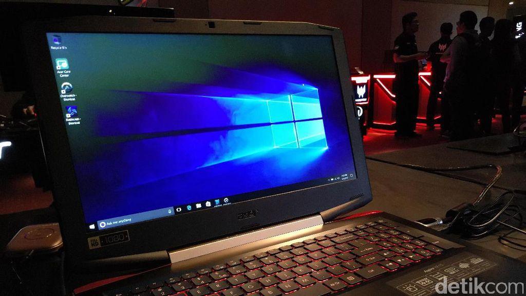 Acer Pertimbangkan AMD Ryzen untuk Laptop Gaming